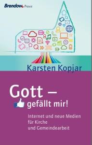 "Buch-Cover: ""Gott - gefällt mir!"""