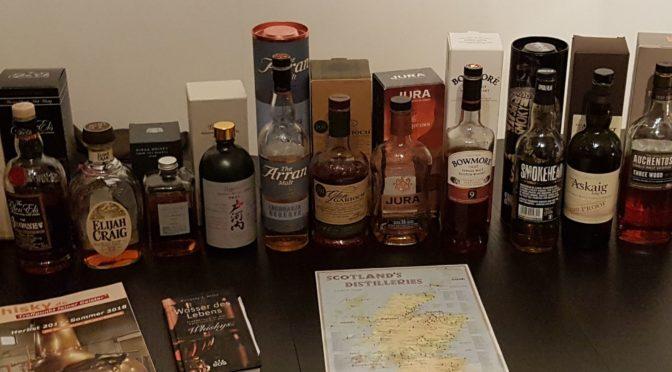 Wasser des Lebens – Whiskygedanken zur Jahreslosung