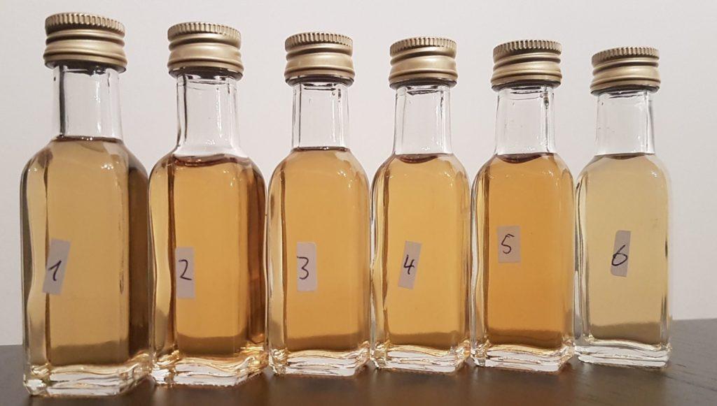dezentrales Whisky-Tasting