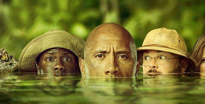 Filmtipp: Jumanji – Willkommen im Dschungel