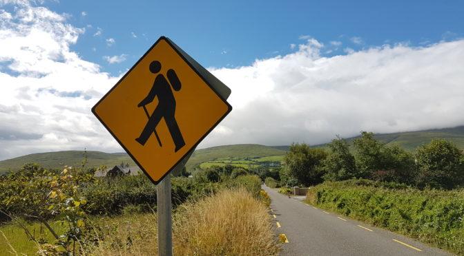 Walking the DingleWay