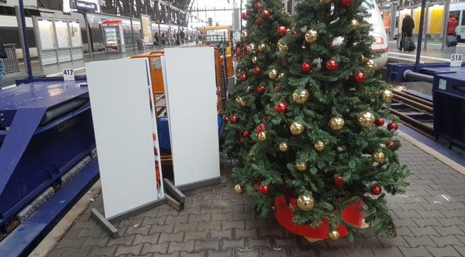 Frohe Weihnachten im Januar