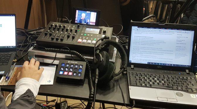 Live-Streaming kann ganz einfach sein...