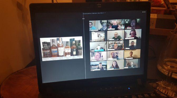 Digitale Socials – zwischen Spielerunde und Whisky-Tasting